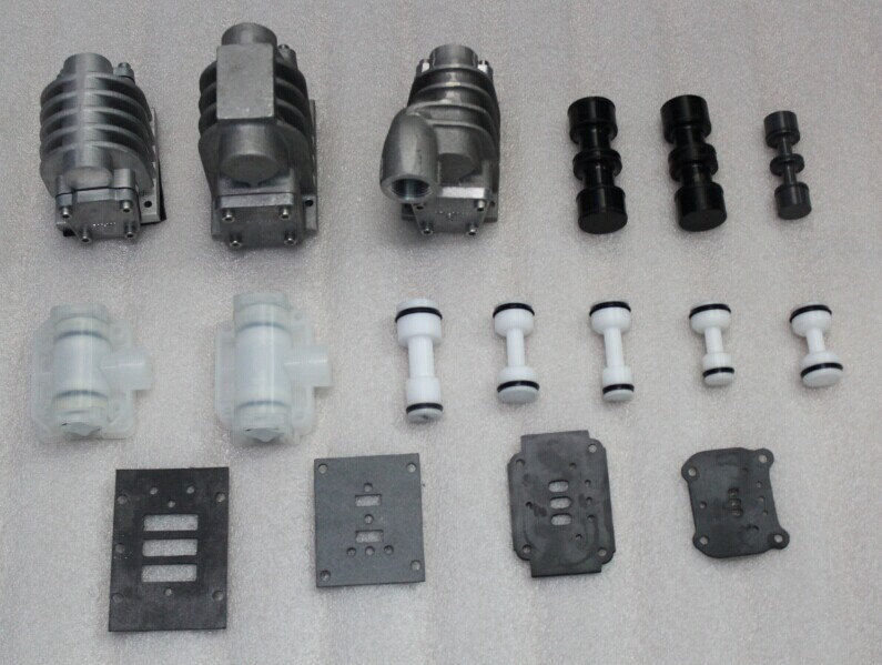威马隔膜泵气阀图片